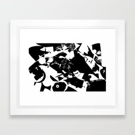 Abstract3 Framed Art Print