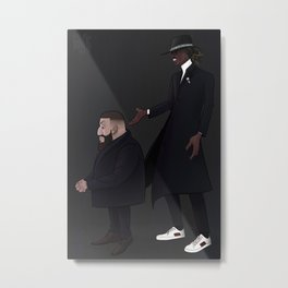 I got the Keys (DJ Khaled & Future) Metal Print