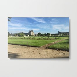 Paris, France - Tuileries Metal Print