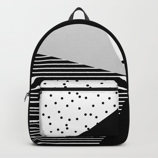 Geometry Blocks 10 Backpack