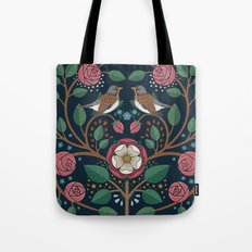 Summer garden Tote Bag