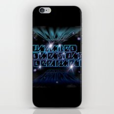 Unlimited Dimensions Department iPhone & iPod Skin