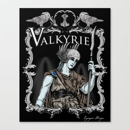 Valkyrie Canvas Print