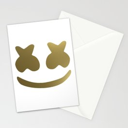Marshmello Golden Stationery Cards