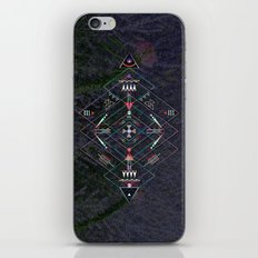 Maze iPhone & iPod Skin