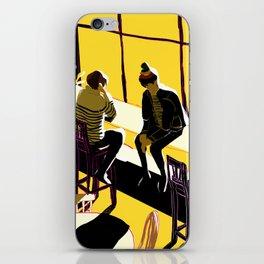 Cafe iPhone Skin