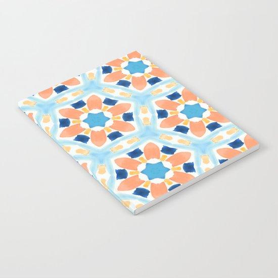 Moroccan Pattern V1 #society6 #decor #buyart Notebook