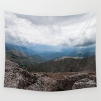 colorado Wall Tapestries featuring Colorado by Ashley Hirst Photography