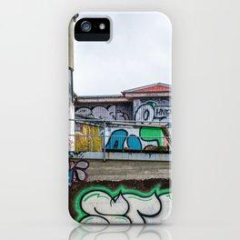 Urban Assault iPhone Case