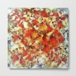 Hot water Metal Print