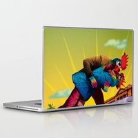 passion Laptop & iPad Skins featuring Passion by Pierre-Paul Pariseau