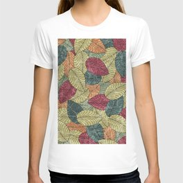 Let the Leaves Fall #04 T-shirt