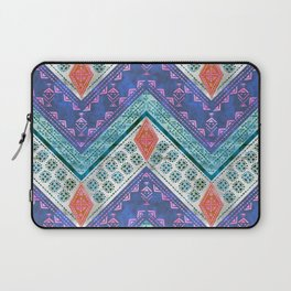 Jirra Boho Chevron {1A} Laptop Sleeve