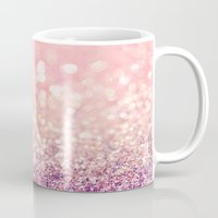 blush Mugs featuring Blush by Lisa Argyropoulos