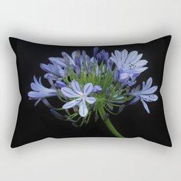 Agapanthas Rectangular Pillow