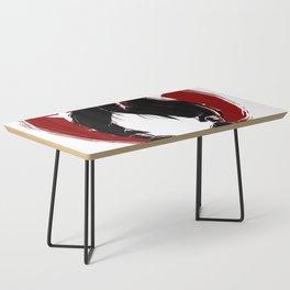Videl Illustration Coffee Table