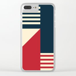 Mariner Clear iPhone Case