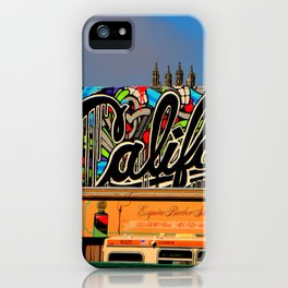 What's Wrong With This Picture iPhone Case