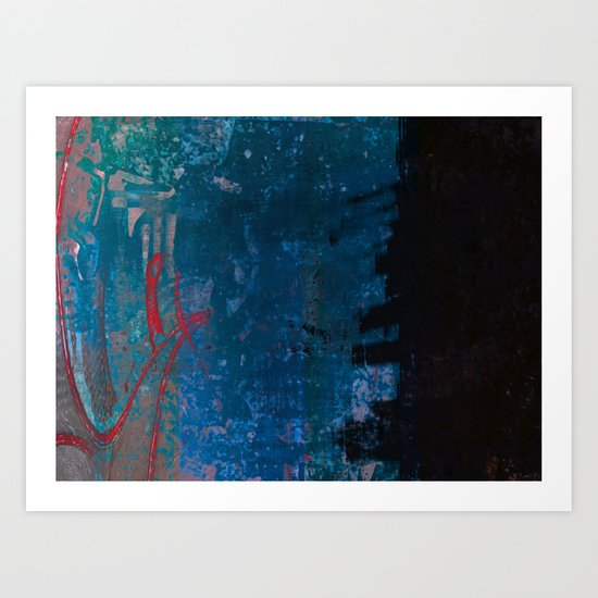 Do Androids Dream of Electric Sheep? Art Print
