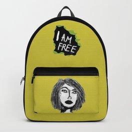 I am free Backpack