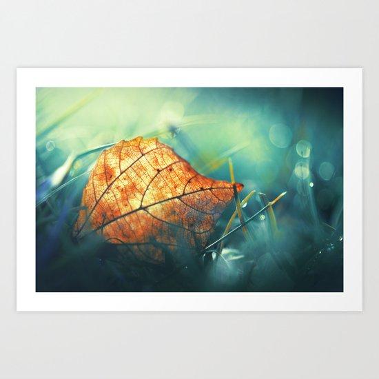 Autumn Gift Art Print