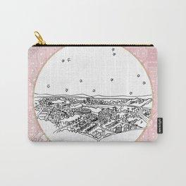 Belo Horizonte, Brazil City Skyline Carry-All Pouch