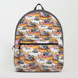 The Sweet Dreams of a Trash Panda  Backpack