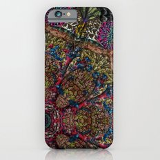 Psychedelic Botanical 9 iPhone 6s Slim Case