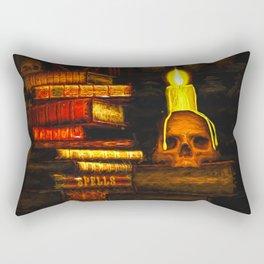 Books Of Magic Rectangular Pillow