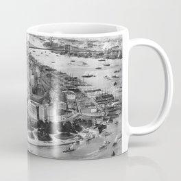 Vintage New York 1903 Coffee Mug