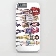 Hipster Princesses Slim Case iPhone 6s