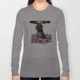 Pitbull Warfare Long Sleeve T-shirt
