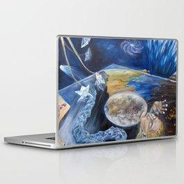 """Moon, calm me down"" Laptop & iPad Skin"
