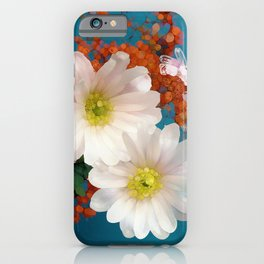 Indian Blossoms iPhone Case