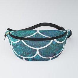 Mermaid Fanny Pack