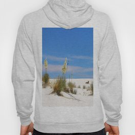 Soap Yucca At White Sand Hoody