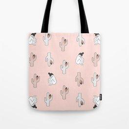 Cactus Ladies Tote Bag