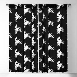 Motocross Blackout Curtain