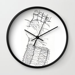 i'm losing my touch Wall Clock