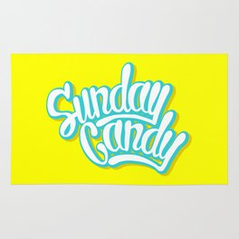 Sunday Candy Rug