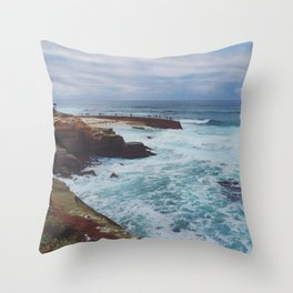 Cove Throw Pillow