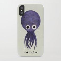 OCTOPUS iPhone X Slim Case