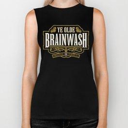 Ye Olde BRAINWASH Biker Tank