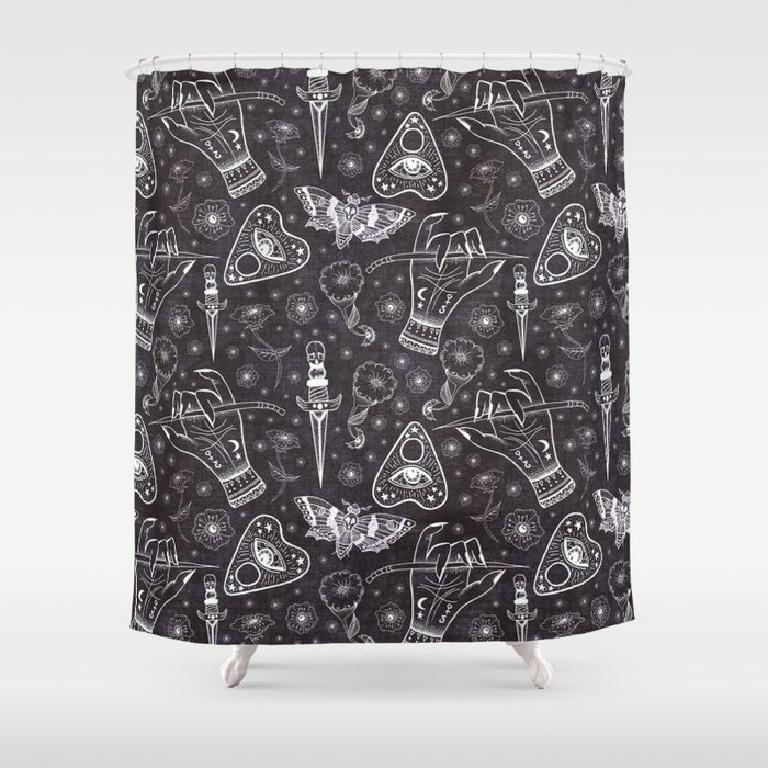Witches Brew Shower Curtain By Mabouk