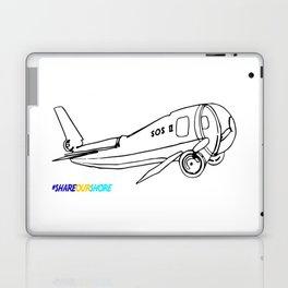 CSULB Shark Lab SOS II Laptop & iPad Skin