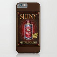Vintage Shiny! Slim Case iPhone 6s