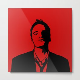 Tarantino Metal Print