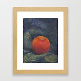 The Opulent Apple Framed Art Print