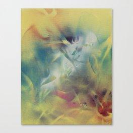 Blue Cliff Record Case #72 Canvas Print