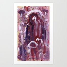 Dreamscape 36 Art Print